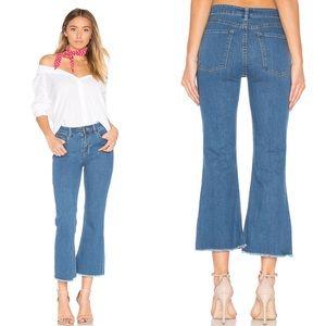 Amuse Society | Coastline High Waist Flare Jeans